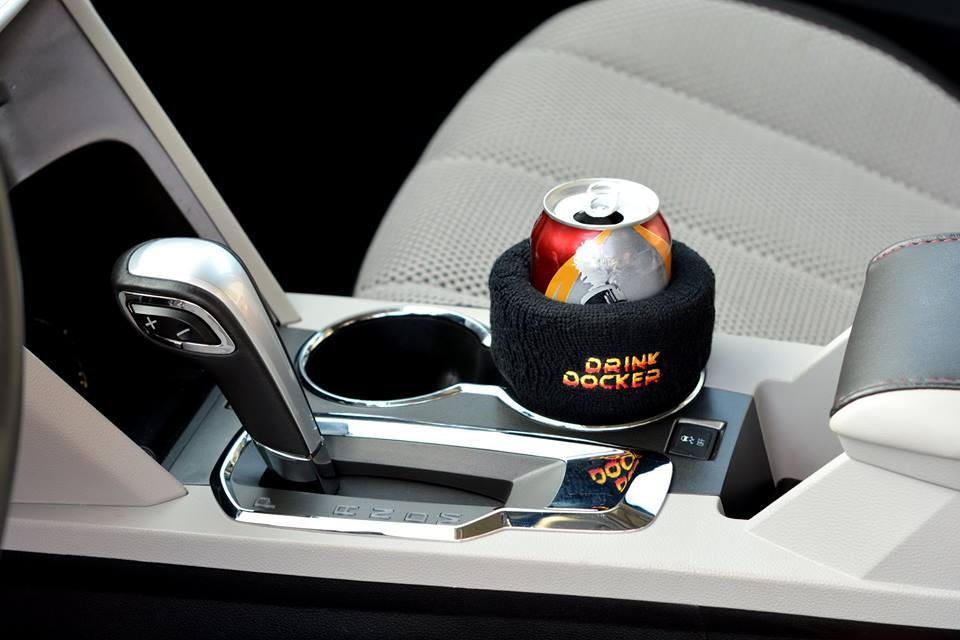 drink docker cup holder
